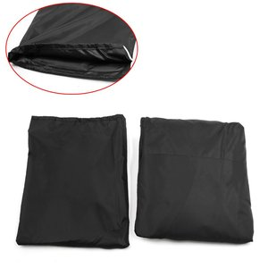 Image 5 - Uxcell Motorcycle Cover Universal Outdoor Uv Protector for Scooter Waterproof Bike Rain Dustproof Cover for Yamaha Suzuki Etc.
