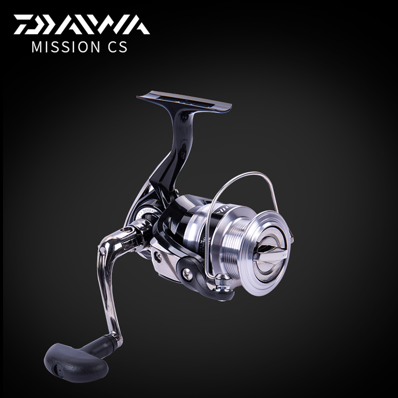 DAIWA Original MISSION CS 2017 NEW MODEL Spinning fishing reel 2000S 2500S 3000S 4000S 2+1Ball bearing DIGI GEAR II TWIST BUSTER relish джемпер relish rdp602439001 1200