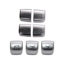 Кнопка стеклоподъемника автомобиля переключатель управления багажника багаж задняя дверь для Mercedes-Benz C Класс W205 GLC W253
