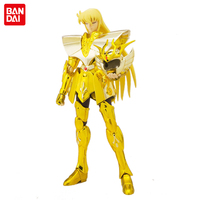 Saint Seiya Original BANDAI Tamashii Nations D.D.PANORAMATION / DDP Action Figure VIRGO SHAKA The Temple of the Maiden