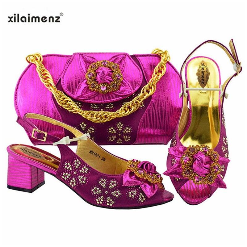 Dark Nouvelle Arrivée purple Assortis Couleur pink Partie Sandales aqua Or fuchsia Remise Italiennes Boutique gold Sacs royal Avec Pour Chaussures blue Femmes Ensemble 40 Les Strass blue qpwtpUPr
