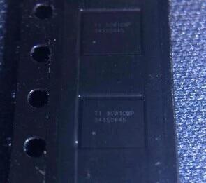 Image 2 - 5pair/lot (10PCS) NEW ORIGINAL  touch screen ic for Iphone 6 6plus crystal  U2401 + black U2402 ( 343S0694 BCM5976C1KUB6G  )