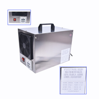 10g/h Tube type Ozone Generator Ozonizer Oil Meat Fruit Vegetable Sterilizer Fresh Air Purifiers purified water, air