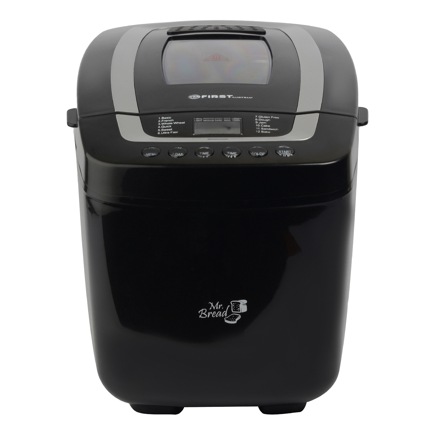 The bread maker FIRST FA-5152-2 Black цена и фото