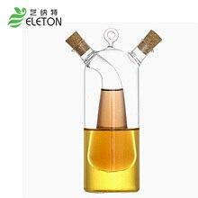 ELETON Küche liefert glas olivenöl flasche küche menage öl und essig flasche öler flaschenverschluss glas