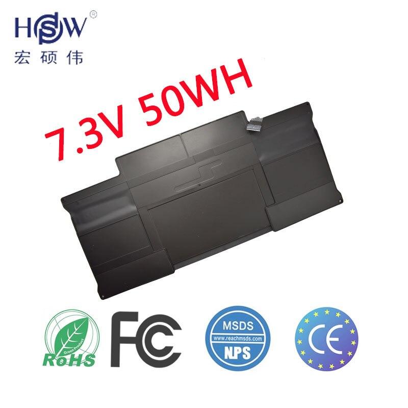 HSW Batterie D'ordinateur Portable pour APPLE MacBook Air