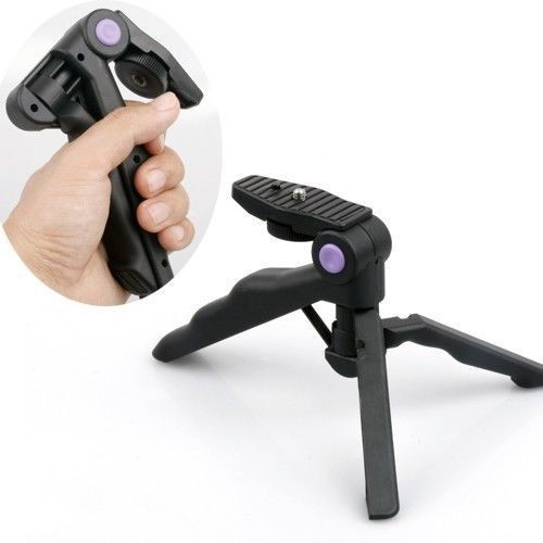 Handheld Grip Mini Tripod and stablizer steadycam for <font><b>sony</b></font> action cam <font><b>HDR</b></font>-AS100V <font><b>AS300R</b></font> AS50 AS200V X3000R AEE sport camera image