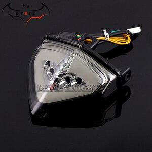 Image 2 - Voor HONDA CB1000R 2008 2013 CBR600F LED Blinker Achterlicht Motorfiets Richtingaanwijzer Achterrem Achterlicht CB 1000R CB1000 R