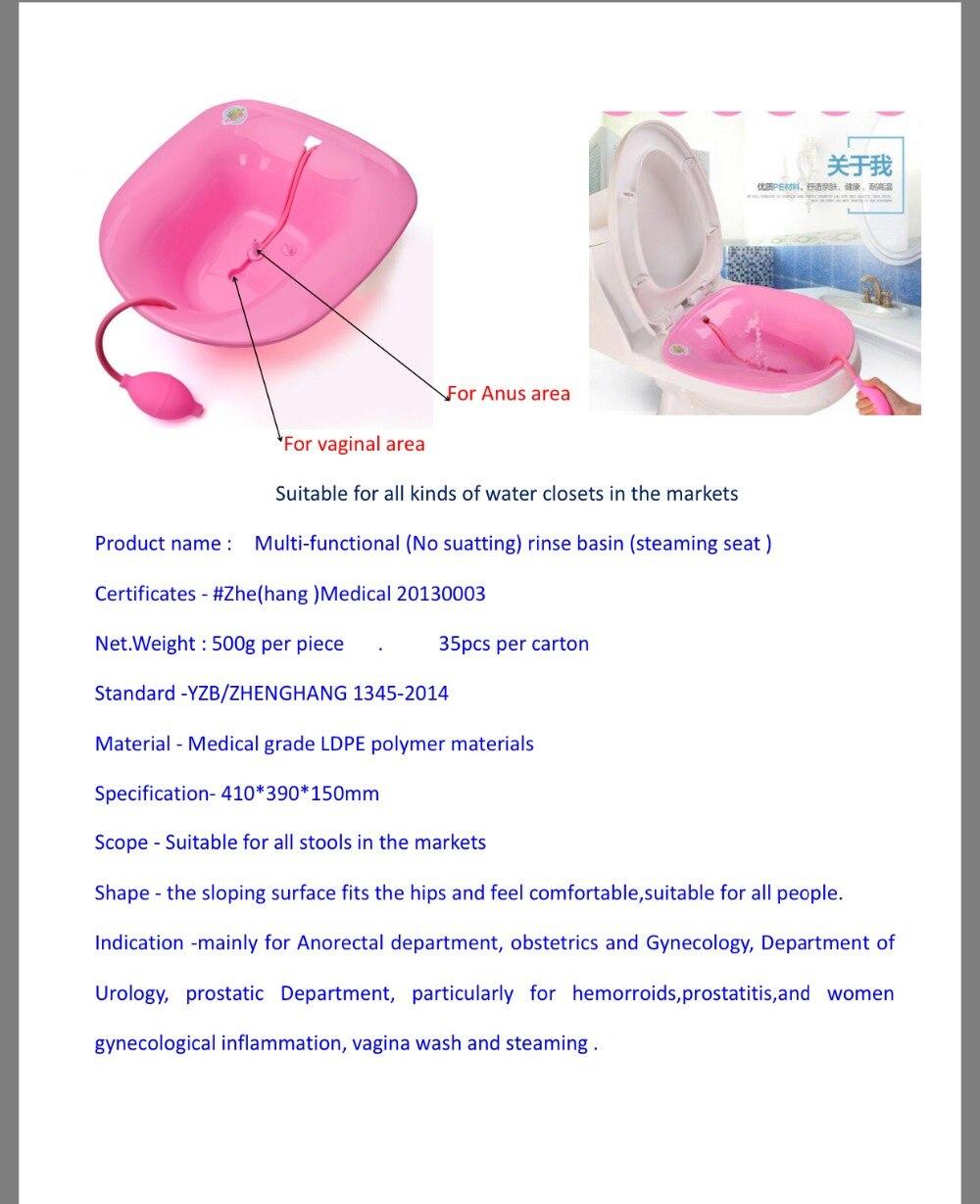 Image 5 - 1 шт., медицинский паровой Набор для вагины, паровой набор для чистки вагины, уход за Йони с паровыми травами внутри-in Товары для женской гигиены from Красота и здоровье on AliExpress - 11.11_Double 11_Singles' Day