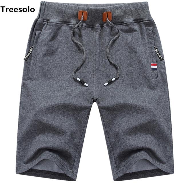 Shorts de algodão Dos Homens Da Praia do Verão Curto Masculino Casual Shorts Mens boardshorts Sólidos de Alta Qualidade Elástica Moda Curto men S-5XL 1012