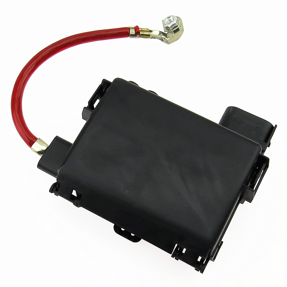 DOXA NEW Battery Fuse Box + Connector Cable Plug For VW Beetle Jetta Bora  Golf MK4 Octavia Seat Leon Toledo 1J0937617D 1J0937773-in Fuses from  Automobiles ...