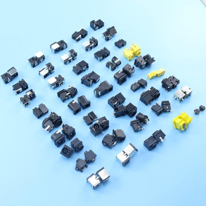 YuXi Sample package:45models ,Laptop DC Jacks for Acer/Asus/Sony/Toshiba/HP/Samsung/Fujitsu/Lenovo/IBM/DELL... yuxi brand new 3 5mm 8p audio jack for laptop samsung acer asus dell hp lenovo etc series headphone