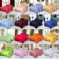 100% cotton 4pcs bedding set.Queen KIng duvet cover.Comforter cover.Bed cover for hotel bedclothes1197