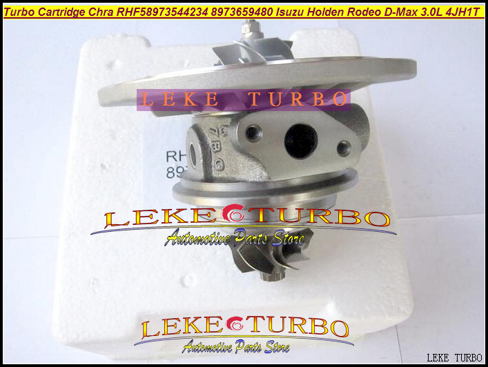 Turbo Cartridge Chra Core RHF5 8973544234 8973109483 8973659480 24123A For ISUZU Rodeo KB D-MAX Pickup 2003- 4JH1T 4JH1T-C 3.0L turbo for isuzu d max rodeo pickup 2004 4ja1 4ja1 l 4ja1l 4ja1t 2 5l 136hp rhf5 rhf4h vida va420037 8972402101 turbocharger