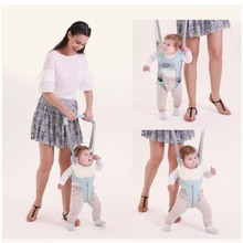 купить New Baby Toddler With Infant Four Seasons Universal Armor Anti-Learning Walking Assistant With Reins Suitable For Boys And Girls дешево