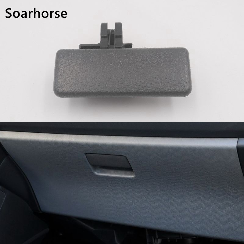 Soarhorse For <font><b>Suzuki</b></font> Swift <font><b>SX4</b></font> Crossover RW415 RW416 RW420 2006-<font><b>2012</b></font> Car Inner Glove Box Lock Handle image