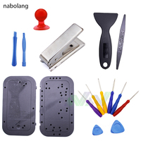 Nabolang NewHot Selling 1805 Tool Kit Set Repair Opening Dismantle Screwdriver For Iphone 5S 5G Sim