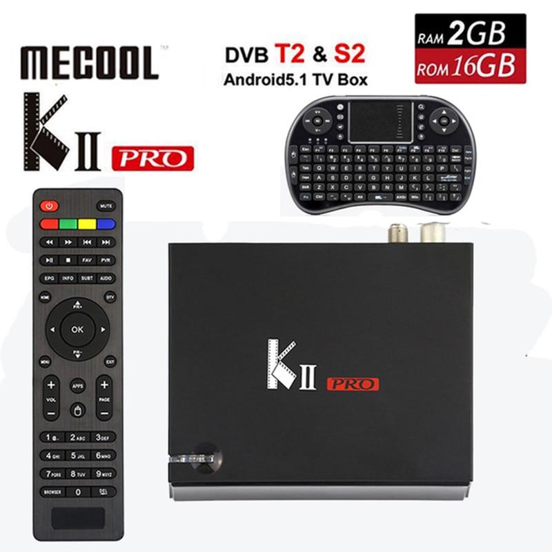 KII Pro DVB-T2 + DVB-S2 Android 5.1 TV Box 2GB/16GB Amlogic S905 Quad-core 4K*2K 2.4G&5G Dual Wifi Bluetooth KIIpro+i8 keyboard mecool kii pro tv box dvb t2 dvb t2 s2 amlogic s905 quad core 2gb 16gb android 5 1 tv box bluetooth 2 4g 5g wifi set top box