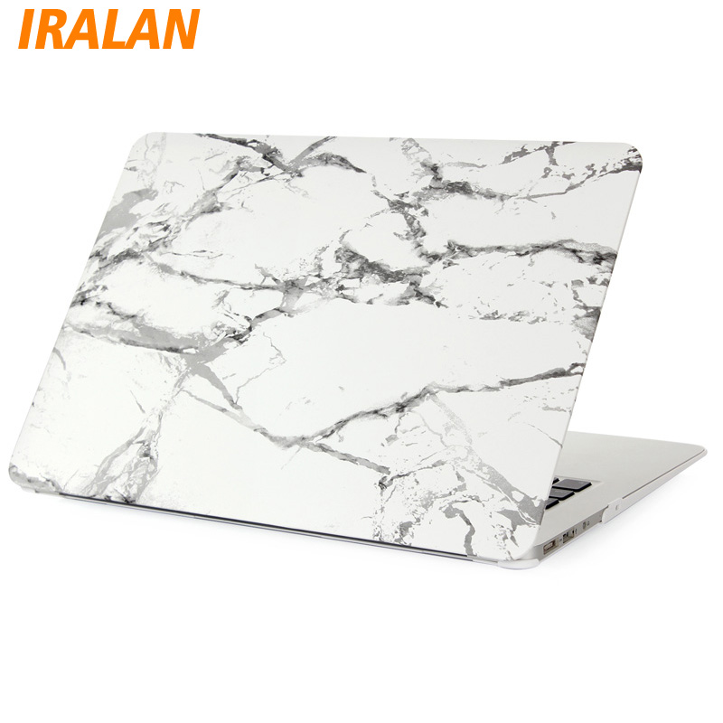 Marble Print Matte Hard Protector Laptop sleeve Case For MacBook Pro 13.3 15.4 (2016) A1706 A1707 A1708 + Keyboard Cover+film