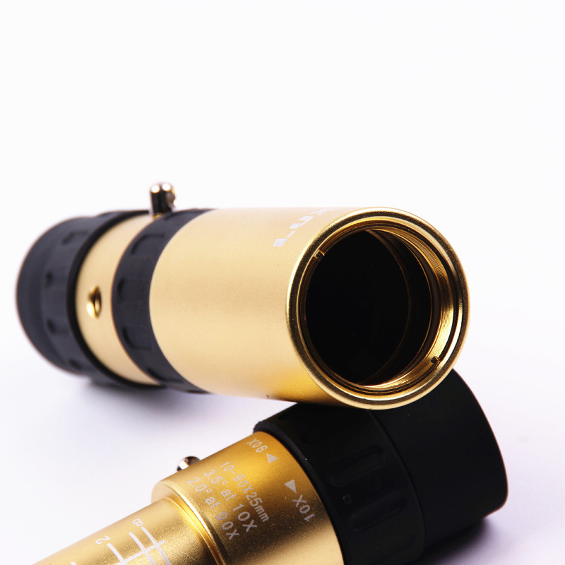 Professional Binoculars High Power Monocular Quality Spyglass Outdoor Camping Hiking Adventure Military Monoculars Telescope in Monocular Binoculars from Sports Entertainment