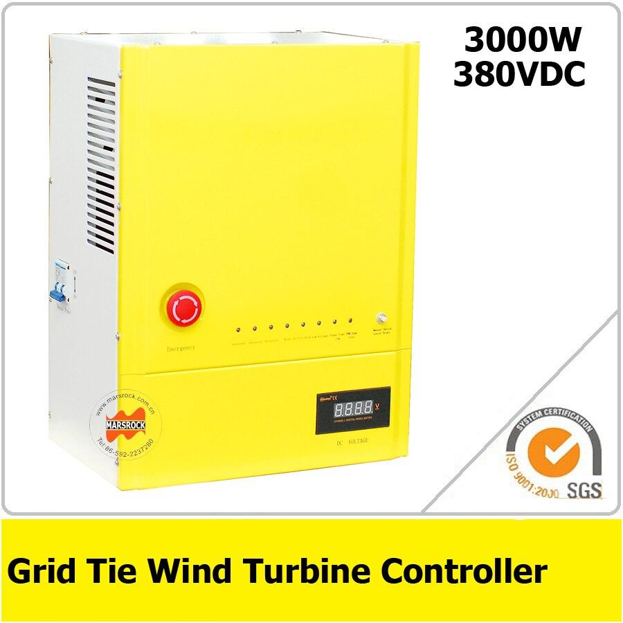 3000W 380VDC Grid Tie Wind Controller3000W 380VDC Grid Tie Wind Controller