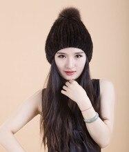 2015 Срок годности Искусственного Новинка Цветочные Взрослых Unisex Шапочки Hat Шляпы Подлинные Специальные Норки Волос Лиса Мяч Бесплатная Доставка