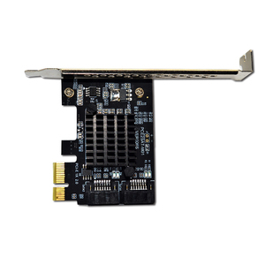 Image 5 - PCI E SATA 1X 4X 8X 16X การ์ด PCI E PCI Express ไปยัง SATA 3.0 2 Port SATA III 6Gbps อะแดปเตอร์ขยายบอร์ด Marvel 9125 ชิป