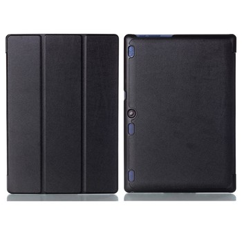 For Lenovo TB2-X30F Tab2 A10-30 X30F 10.1 Tablet PU Leather Fashion Protective Cover Funda Case Back Skin Cover with Stylus Pen new design tablet laptop cover for lenovo 12 2 miix 510 miix5 sleeve case pu leather skin protective for miix510 stylus