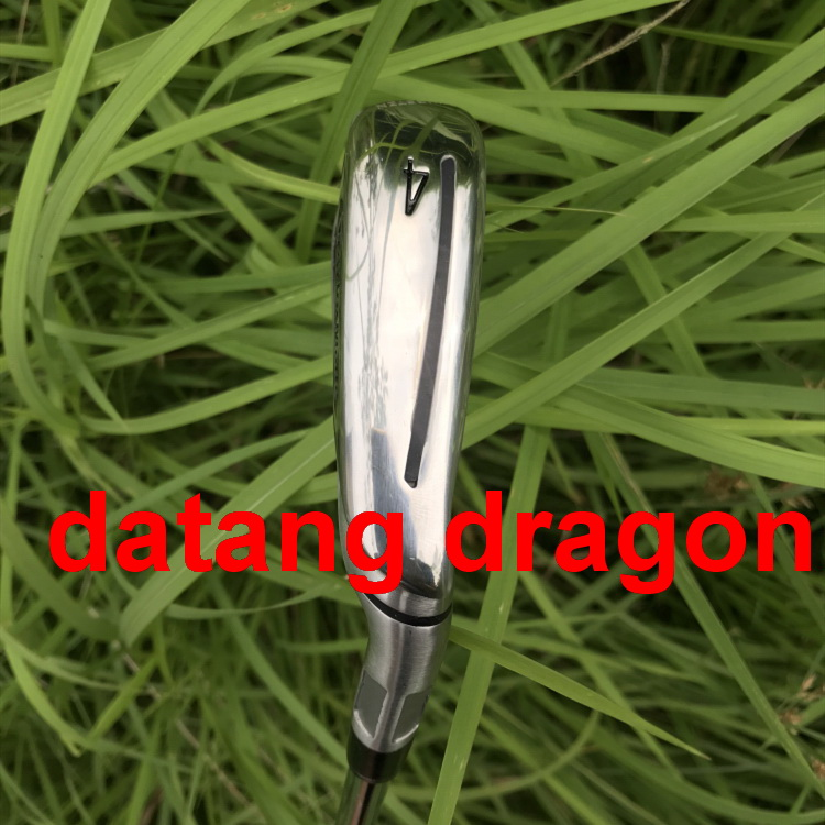 2018 datang dragon golf irons New M3 irons( 4 5 6 7 8 9 P ) 7pcs set iron with KBS TOUR 90 steel shaft golf clubs new taylormade 2014 tour preferred cb 6 piece iron set steel