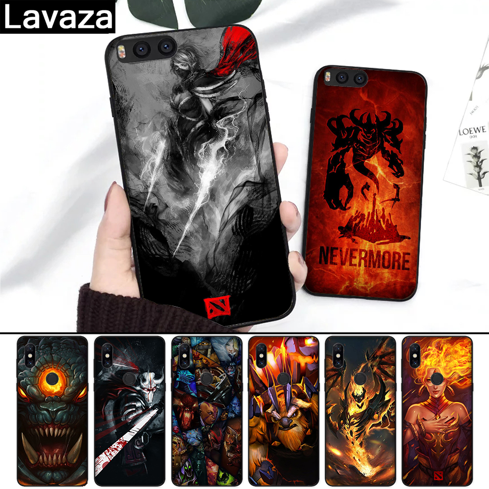 US $1 62 26% OFF|Lavaza Shadow Fiend Dota 2 Silicone Case for Xiaomi Redmi  4A 4X 5A S2 5 Plus 6 6A Note 4 Pro 7 Prime Go-in Fitted Cases from