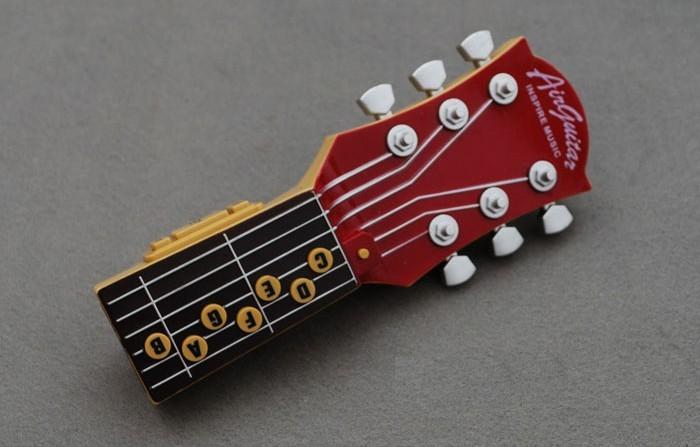 3 шт / много воздушный гитара, новинка продукт, электрическая игрушки, музыка инструмент гитара