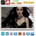 10 pulgadas 3G 4G tablet Octa Core 1280*800 IPS 5.0MP 4G RAM 32 GB ROM Android 5.1 Bluetooth GPS 10.1 tablet pc + Regalos Libre de DHL