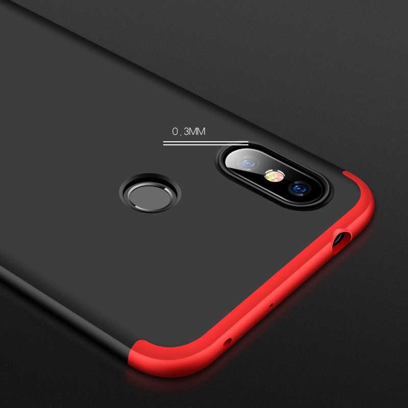 424276365 ... For Xiaomi Redmi Note 7 Case 360 Full Protection Matte Hard PC Cover  For Xiaomi Redmi ...