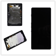 JIEYER For Sony Xperia Z2a LCD Screen Display And Touch Replacement Parts With Frame