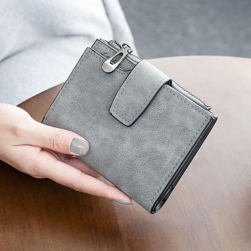 Fashion Brand Handy Short Wallet Women Luxury Leather Small Credit Card Holder Money Wallets Purse Bag for Female Ladies Girls батут sport elite r 1266 диаметр 112 см