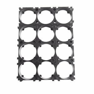 Image 3 - 50pcs/lot 3P 32650 Battery Holder Bracket 32650 Cell Spacer DIY battery pack