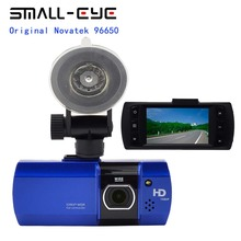 SMALL-EYE Car DVR Novatek 96650 Full HD 1080 with Car Dvr Camera Wide Angle Vehicle Dash Cam G-Sensor WDR Night Vision 8201