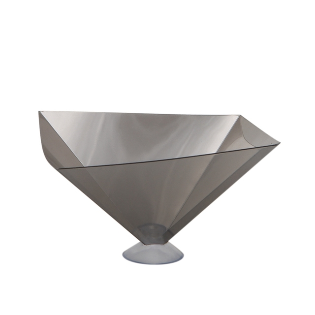 New 3D Holographic Projector Pyramid Display With Sucker For 3.5-6Inch Smartphone