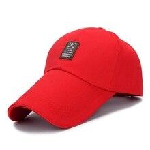 Унисекс для мужчин женщин Спорт на открытом воздухе Упражнение Бейсбол кепки гольф шляпа Регулируемый 1 шт
