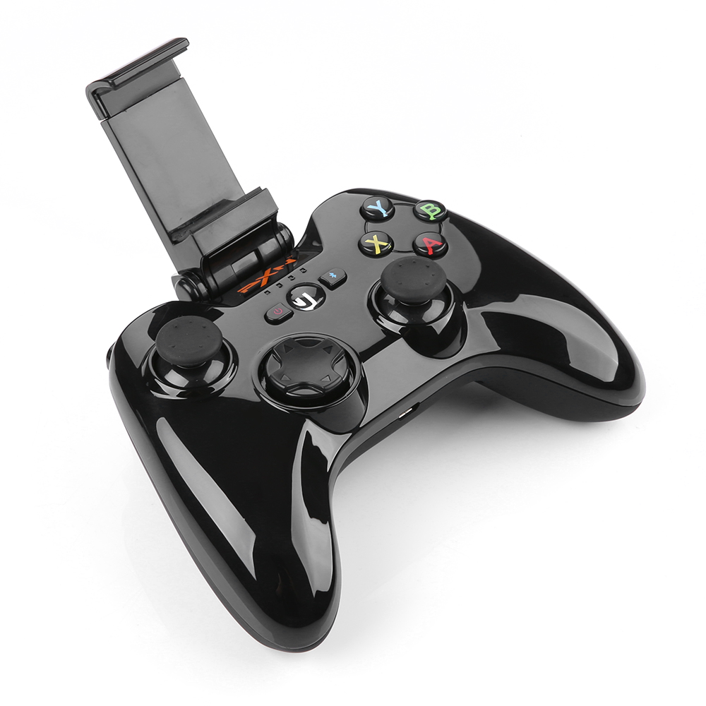 PXN-6603 MFi Certified Wireless Bluetooth Game Controller Joystick Handle Gamepad for iPhone / iPad / iPod Touch