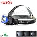 High Quality  3W LED 3 Mode Headlamp  AAA Head Light Lamp Torch Flashlight For Hiking Camping Night Fishing