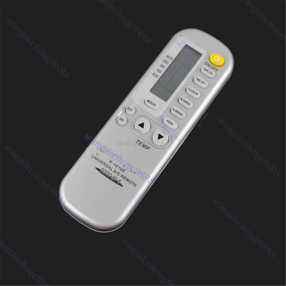 1 Pc 1000in1 Universal Lcd Bildschirm Ac Fernbedienung Für Klimaanlage Conditioner Großhandel Elektronik Aktien