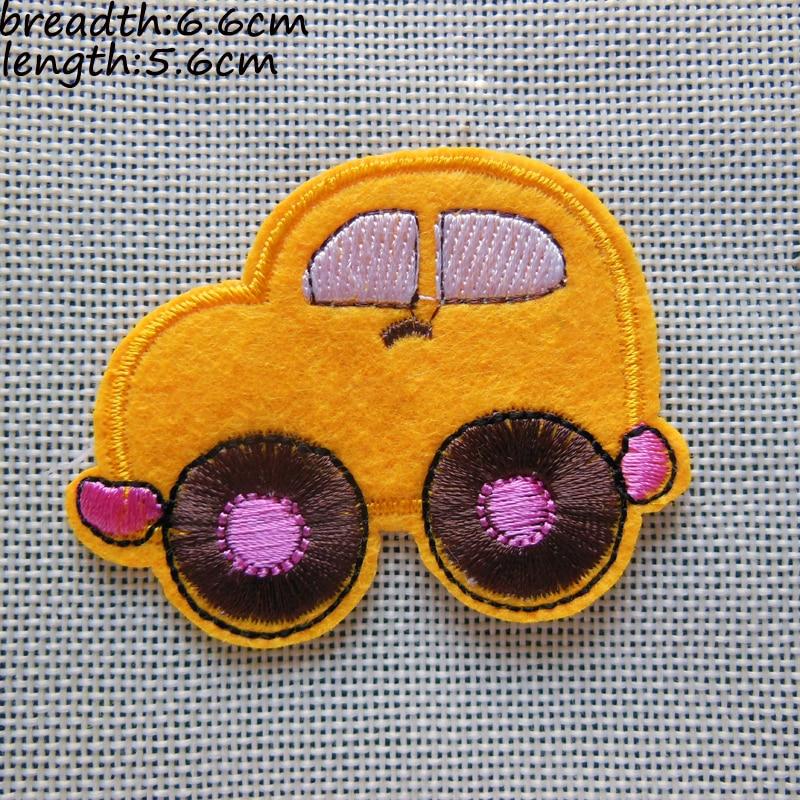 Wholesale playmobile patches stripes Clothing accessories Embroidery Applique Hotfix 120pcs/bag (10pcs/mode,12mode/bag )