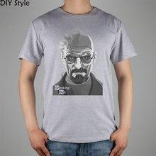 Breaking bad Gesicht Von Walter Weiß kurzarm 2 t-shirt Männer