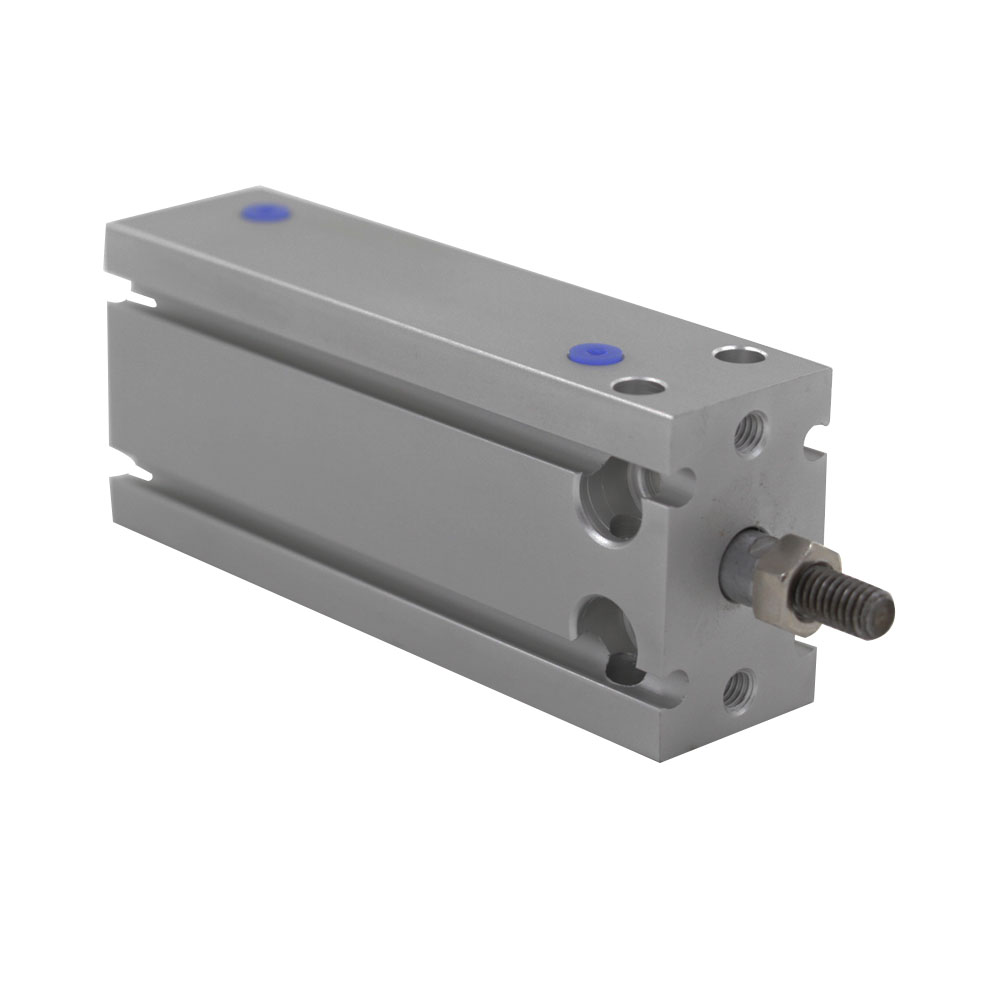 Aluminum Alloy CDU Type 25mm Bore 5/10/15/20/25/30/35/40/45/50mm Stroke Free Mounting Pneumatic Air Cylinder free shipping cdu 20 5 male thread single rod air pneumatic cylinder cdu 20 5