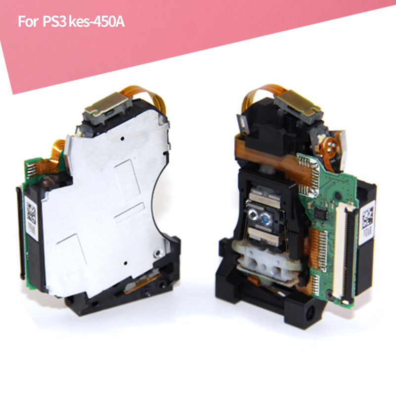 5pcs/lot KES-450A KES 450A Laser Lens for PS3 Slim KES450A Optical Replacement(China)