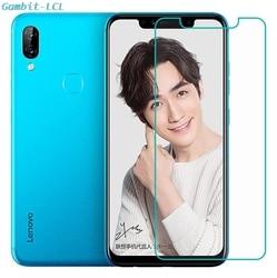 На Алиэкспресс купить стекло для смартфона 2.5d 9h premium tempered glass for lenovo s5 pro 6.2дюйм. s5pro glass protective film screen protector cover phone