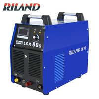 RILAND LGK 80G 380 V plazmowa powietrza trójfazowe do cięcia plazmowego maszyna do cięcia spawacz