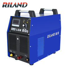 RILAND  LGK 80G 380V Air Plasma Cutter Three phase Plasma Cutting machine Cutting Welder цены онлайн