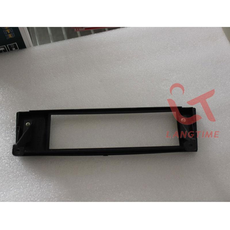 Car refitting DVD frame,DVD panel,Dash Kit,Fascia,Radio Frame,Audio frame for 07 BMW 3, 1DIN